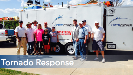 HFI responds to tornado outbreak in Arkansas & Mississippi