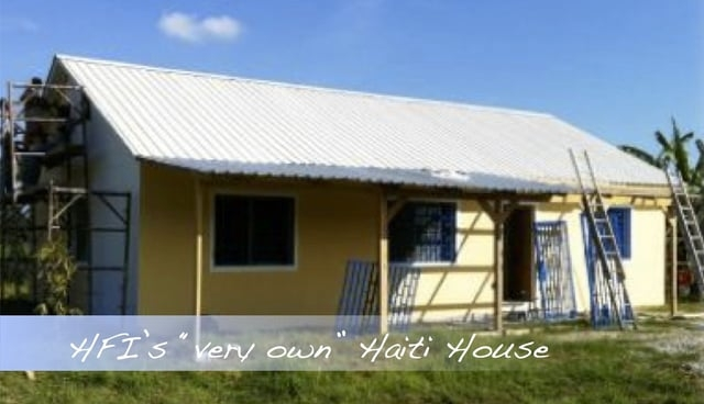 Help build HFI's home near Sous Savanne