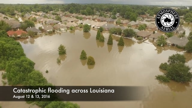 Hope Force Response to Louisiana Flood
