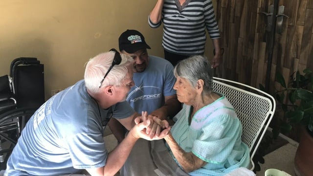 HFI Responds to Puerto Rico